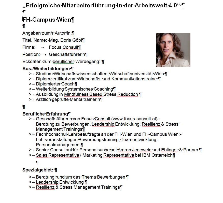 2016_09_Göbl_FH-Campus_Erfolgreiche Mitarbeiterführung